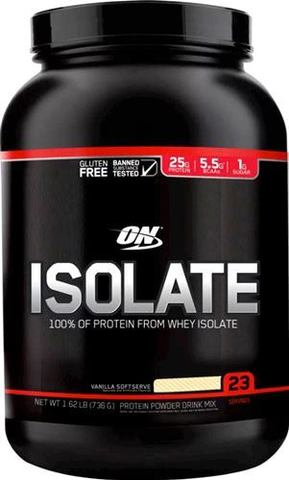 Протеин Optimum Nutrition ON Isolate