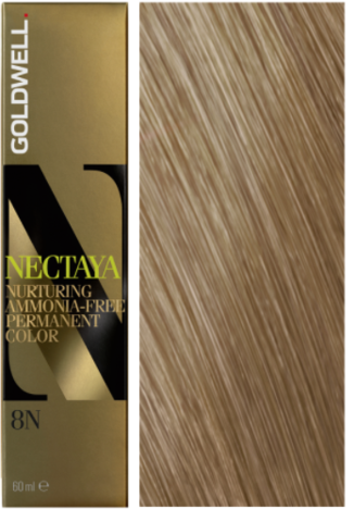 Goldwell Nectaya 8N светло-русый 60 мл