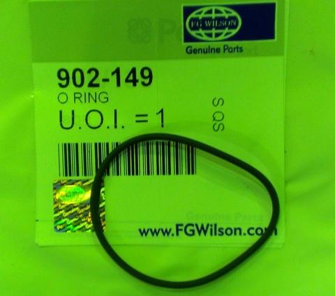 Кольцо уплотнительное, топливной форсунки / O RING АРТ: 902-149