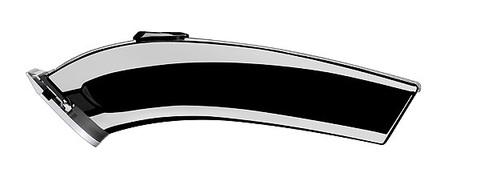 Триммер окантовочный Moser Motion Nano, аккум/сетевой, 0,4 мм, черный
