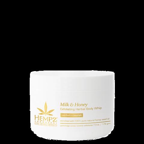 Скраб для тела Молоко & Мёд / Hempz Milk & Honey Herbal Sugar Body Scrub