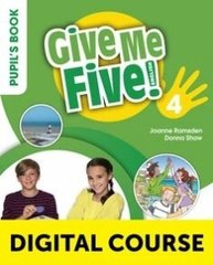 Mac Give Me Five! Level 4 DSB with Navio App an...