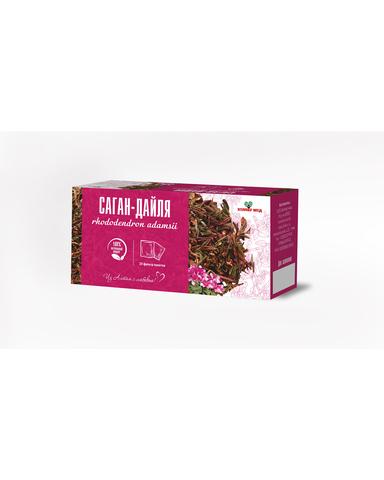 Чай Саган-Дайля, пакетированный №20*1г (Хелпер Мед)