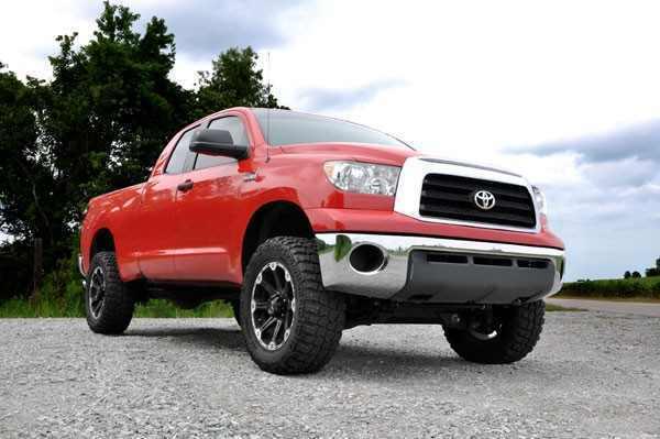 Лифт комплект подвески Rough Coutry Toyota Tundra 4WD 07-15 4.5 дюйма