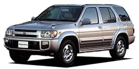 Задняя Пневмоподвеска Nissan Terrano Regulus