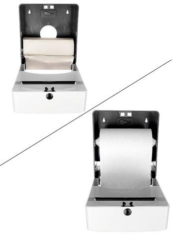 Диспенсер бумажных полотенец BXG-PDM-8218