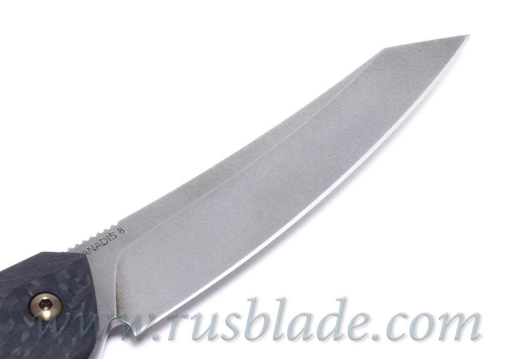 Cheburkov Cobra 2019 vanadis 8 new knife - фотография