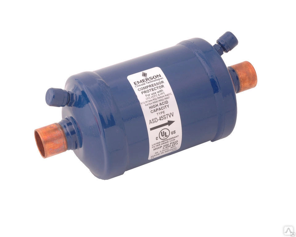 """Фильтр-осушитель антикислотный (1-1/8"""") ASD-50 S9"""