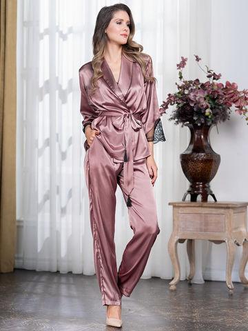 Комплект с брюками 3 предмета Mia-Amore OLIVIA ОЛИВИЯ 3645 чайная роза