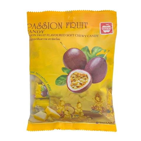 Жевательные тайские конфеты MITMAI со вкусом Маракуйи (MitMai passion fruit)