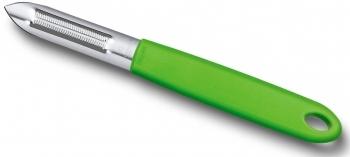 Нож Victorinox для чистки овощей, зелёный (7.6077.4)