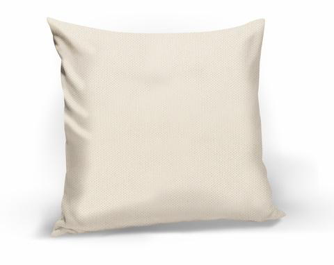 Подушка декоративная Адриана бежевый крем