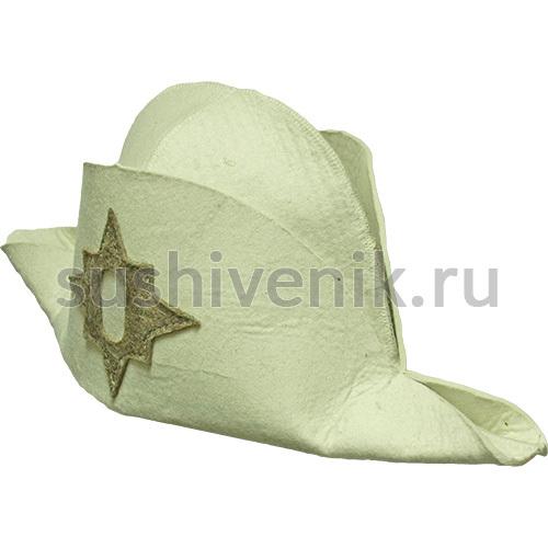 Войлочная шляпа Наполеон