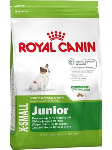 14 кг. ROYAL CANIN Сухой корм для щенков миниатюрных пород X-SMALL Puppy