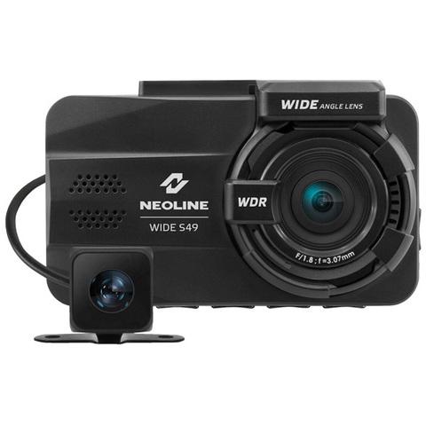 Видеорегистратор Neoline Wide S49 Dual
