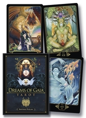 Таро Мечты Гайи Dreams of Gaia tarot