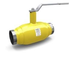 Кран шаровый приварной для газа LD КШЦП GAS полнопроходной