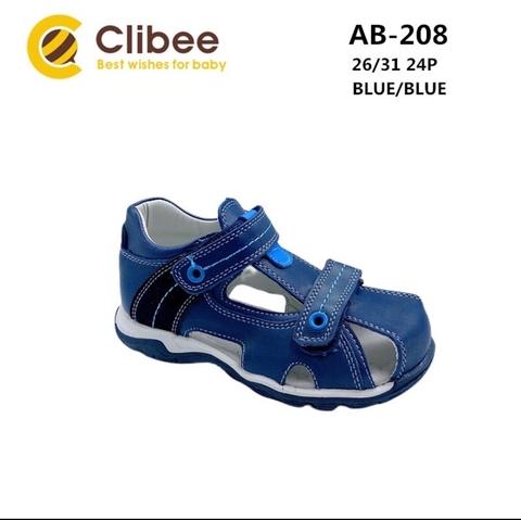 Clibee AB-208 Blue/Blue 26-31