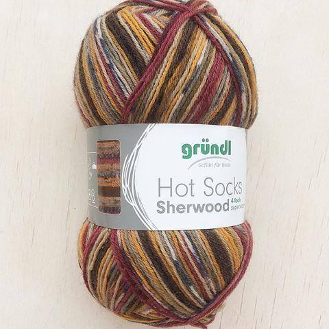 Gruendl Hot Socks Sherwood 06