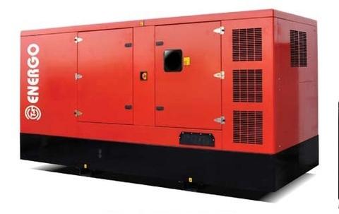 Дизельный генератор Energo ED 300/400 MU-S