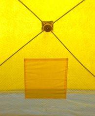 Палатка для зимней рыбалки Стэк Куб-3 трехслойная Long (дышащий верх)