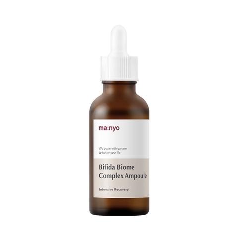 Ампульная Эссенция C Бифидобактериями MANYO FACTORY Bifida Biome Complex Ampoule (30 ml)