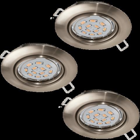 Комплект светильников светодиодных встраиваемых Eglo PENETO 94408