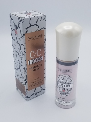 Тональный крем Tailaimei Professional CC Fluid Finish Perfect Shine Pearl White