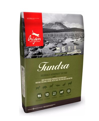 Orijen Tundra 85/15 корм беззерновой для кошек 1,8 кг