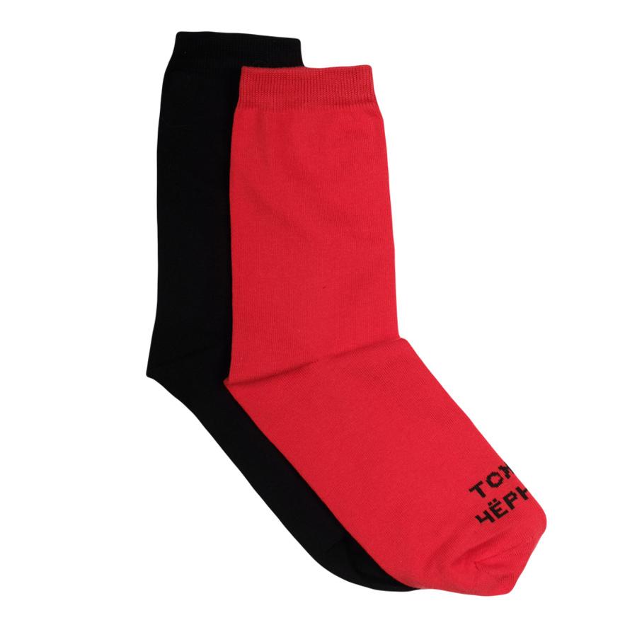 Тоже черный / носки