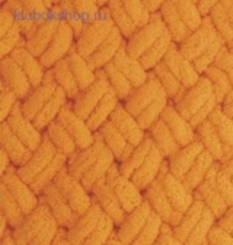 Пряжа Puffy (Alize) 336 Оранжевый - изображение