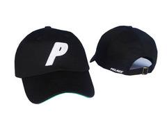 Кепка PALACE (Бейсболка Палас) черная 1