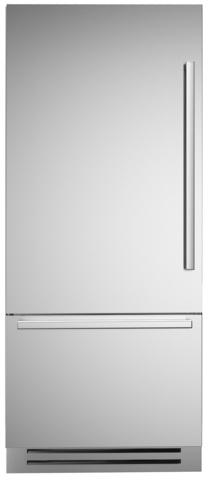 Встраиваемый двухкамерный холодильник Bertazzoni REF90PIXL