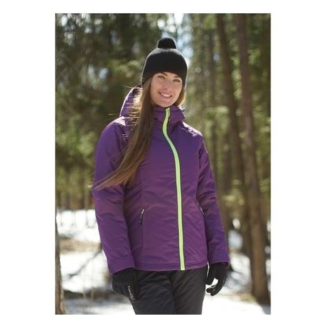 Утепленная куртка Nordski Light Purple W женская