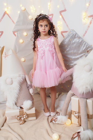 Платье детское (артикул 1Н62-2)