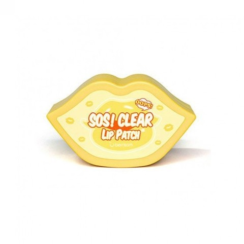 Маска-патч для губ BERRISOM SOS OOPS CLEAR LIP PATCH - 30 PCS