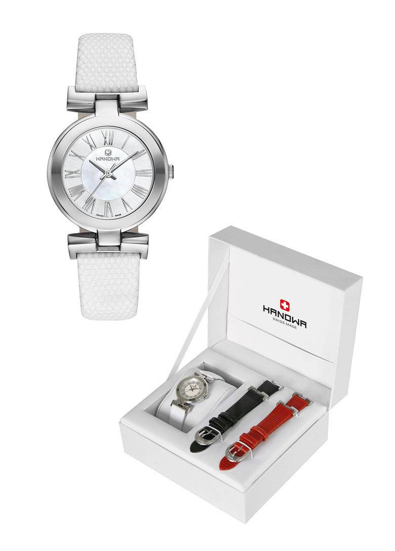 Женские часы HANOWA TWIN SET 16-8007.04.001SET