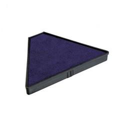 Подушка штемпельная сменная Colop E/T45 синяя (для Pr. T45)