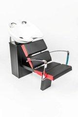 Парикмахерская мойка Сибирь с креслом Лига
