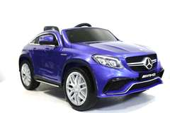 Mercedes-AMG GLE63 Coupe M555MM (ЛИЦЕНЗИОННАЯ МОДЕЛЬ) Детский электромобиль www.avtoforbaby-spb.ru