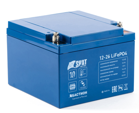 Аккумуляторная батарея Skat i-Battery 12-40 LiFePO4