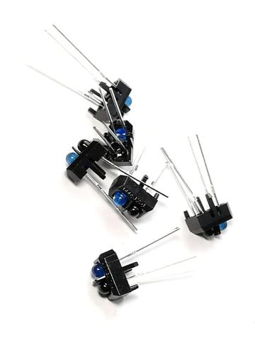 Отражающий оптический датчик с транзисторным выходом TCRT5000L