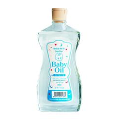 Детское массажное масло White Organia Seed & Farm Aroma Baby Oil с эфирными маслами 600 мл