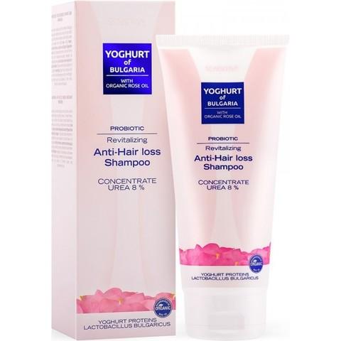 Восстанавливающий шампунь против выпадения волос с пробиотиком