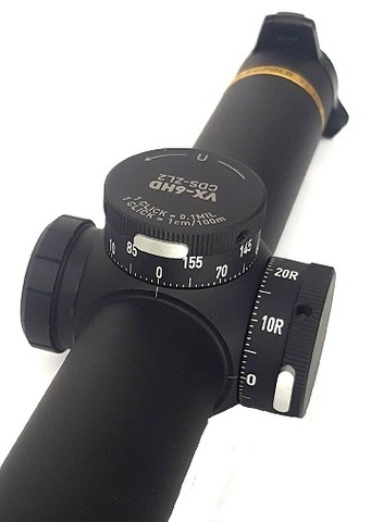 ПРИЦЕЛ LEUPOLD VX-6HD 1-6X24 CDS-ZL2 FIREDOT CIRCLE