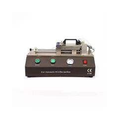 Machine for OCA Laminator Automatic Build-in Pump (Mould iPhone)  贴OCA胶器 内置泵全自动覆膜机 (A-765)