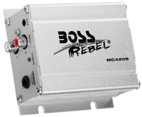Аудиосистема Boss Audio MC420B с Bluetooth, 600 Вт