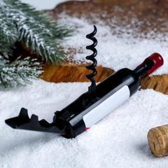 Открывалка - магнит для бутылок  «Полу-сладкого Нового года», фото 3
