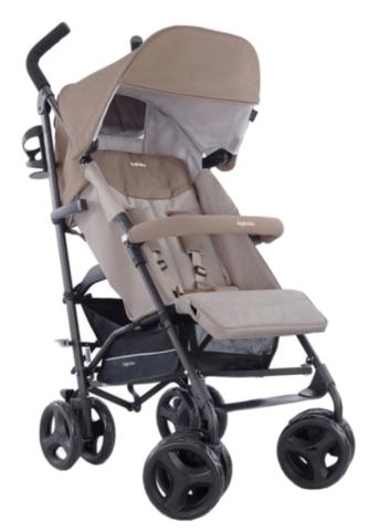 Комплект текстиля (капюшон, сиденье, накладки на ремни) на коляску Inglesina Trip, цвет Ecru (бежевый)