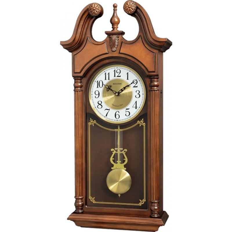 Настенные музыкальные часы